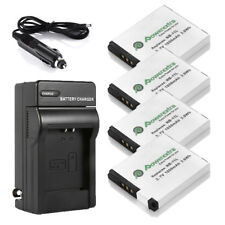 NB11L NB-11L Battery + Charger for Canon PowerShot ELPH 110 A2300 A4000 A3500 IS