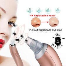 Electric Facial Vacuum Blackhead Acne Remover Nose
