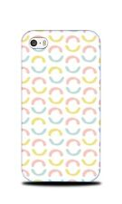 CIRCLE PATTERN 31 HARD CASE COVER FOR APPLE IPHONE 4 / 4S