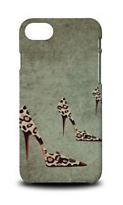 FASHION HIGH HEELS 12 HARD CASE COVER FOR APPLE IPHONE 8
