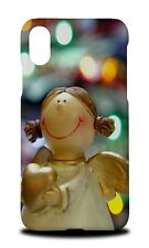 ANGEL WITH WINGS FROM HEAVEN HARD CASE COVER FOR APPLE IPHONE X