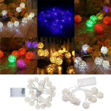 LED String Fairy Light Lamp for Wedding Party Christmas Decoration 2.2m/1.2m