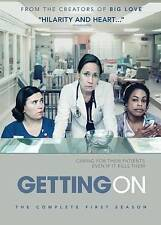 GETTING ON: SEASON ONE. (DVD - NEW SEALED, WITH SLIPCOVER)