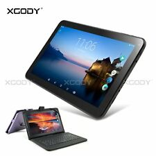 XGODY 10.1'' HD SCREEN ANDROID 5.1 TABLET PC QUAD CORE HDMI 32GB WIFI WEBCAME UK