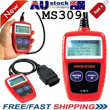 Car Fault Code Reader Engine Diagnostic Scanner Reset Tool OBD 2 CAN BUS EOBD BU