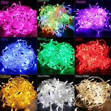 Fairy String 100 Led 10m Party Lights Christmas Tree Lamp Wedding Decorations