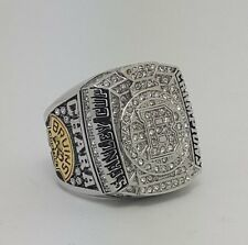 "2011 Boston Bruins Stanley Cup Championship ring ""CHARA"" Size 8-14 Fans Gift"