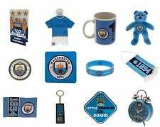 MANCHESTER CITY Football Club Official Souvenir Birthday Xmas Gifts Brand New