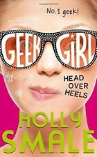 Holly Smale Story Book: Book 5: GEEK GIRL HEAD OVER HEELS - NEW