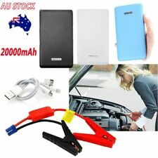12V 20000mAh Multi-Function Car Jump Starter Power Bank Booster Battery Charger