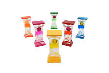 WHEEL AND LADDER LIQUID MOTION TOY-SMILEY FACE CALMING COLOURFUL AUTISM TOY FOR