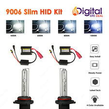 35W 9006 HB4 Xenon Conversion Premium HID Slim Kit for Fog Light C