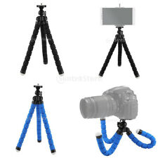 Mini Foam Legs Flexible Octopus Tripod Stand for Nikon SLR DSLR DV Cameras