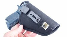 Browning 1910, BDA 380 | IWB Conceal Carry Slim Tuck Holster w/ Sweat Guard