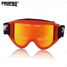 Cycling Protect Glasses electroplating double layer anti-fog Goggles protection