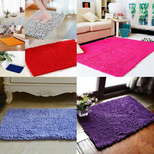 Fashion Carpet Bath Mat Rectangle Shape Chenille Doormat /Bedroom Rug Decorate