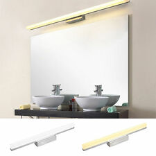 Waterproof 9W 12W LED SMD Make-up Wall Mirror Picture Front Light Lamp Bathroom