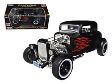 Motormax 1932 Ford Hot Rod Matt 1:18 Diecast Model Car