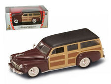 1948 Ford Woody 1/43 Diecast Car Model