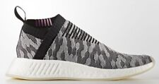 adidas Originals Women NMD_CS2 PRIMEKNIT SHOES Grey/Black- Size US 5, 6, 7 Or 8