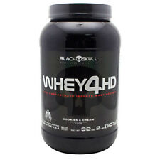 BLACK SKULL Whey4hd 100% Concentrate Isolate Whey Protein