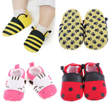 Toddler Dress Shoes Sizes Infant Baby Girl Boy Anti-slip Slippers Soft Crib