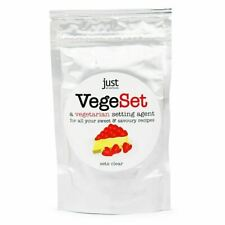 Just Wholefoods VegeSet Vegetarian Alternative to Gelatine 25g
