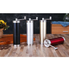 Stainless Steel Hand Coffee Bean Grinder Manual Grinding Mill Tool 4 Colors