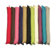 Door/Window Draught Excluder Cushion All Colours