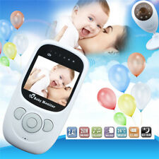 4Pcs Baby Kid Monitor 2.4-inch TFT LCD Screen 2.4G Wireless Digital Video Audio
