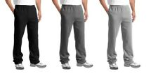 KNOCKER Men's Classic Heavy Duty Fleece Sweatpants