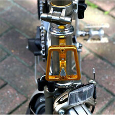 ACE Aluminum Bicycle Front Carrier Block For Brompton Folding Bike Light Weight