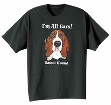 Adult Dog Breed Basset Hound T-Shirt Sweatshirt or Hoodie