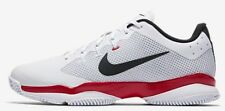 Nike COURT AIR ZOOM ULTRA MEN'S TENNIS SHOE White/Red/Black-US 9.5,10,10.5 Or 11