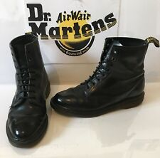 Dr. Martens Made In England The Original Leather Boots Size UK 9 EU 43