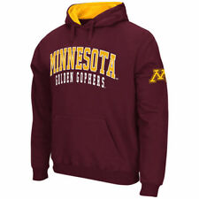 Stadium Athletic Minnesota Golden Gophers Maroon Double Arches Pullover Hoodie
