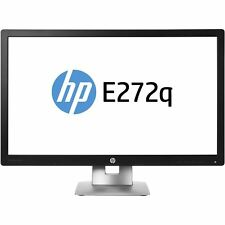"HP Business E272q 27"" LED LCD Monitor - 16:9 - 7 ms - 2560 x 1440 - 350 cd/m² -"