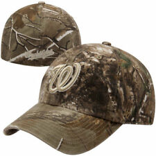 '47 Brand Washington Nationals Franchise Fitted Hat - Realtree Camo - MLB