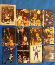 1992 Classic Draft Basketball Set Shaquille O'Neal  FOUR SPORT AND OTHER RCS