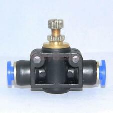 Pneumatic Push In Fittings Air Valve Water Hose Pipe Connector Joiner Adaptor