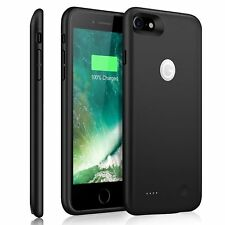 Battery Case Charger Portable Pack Bank Power Backup Cover for iPhone 8 7 6 Plus