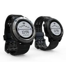 Outdoor Smart Sport GPS Watch with Heart Rate Monitor Compass Barometer E0U9