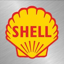 Shell Gas Vinyl Decal Sticker Vintage Car Truck Laptop JDM Race Car Model