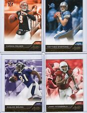 2011 Panini Absolute Memorabilia- Complete Your Set, You Select The Cards Needed