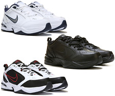 Nike AIR MONARCH Mens Lace Up Trainers Running Training Shoes