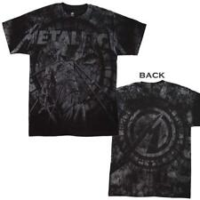 Metallica Stone Justice T-Shirt (Officially Licensed)
