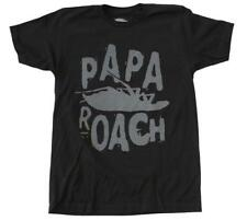 Papa Roach Classic Logo T-Shirt (Officially Licensed)