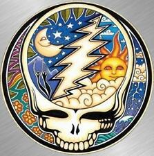 Grateful Dead Night And Day Vinyl Decal Sticker Steal Your Face Dead Head Jerry