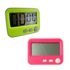 Electronic Kitchen Clock Digital LCD Cooking Timer Stopwatch Count-Down Up Clock