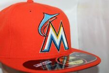 Miami Marlins New Era MLB Authentic Collection 59fifty,Cap,Hat    $ 34.99    NEW